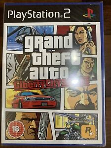 Grand Theft Auto Liberty City Stories PS2 - GTA - Factory Sealed Collectors Rare