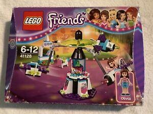 LEGO FRIENDS 41128 AMUSEMENT PARK SPACE RIDE - Used Excellent Condition