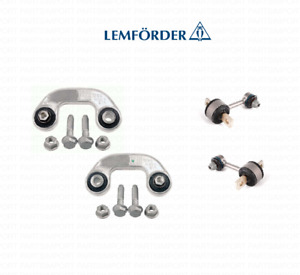 Stabilizers + Sway Bar Links (Left + Right) LEMFORDER for Audi A4 / S4 / RS4