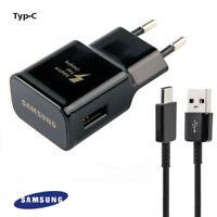 Original Samsung Galaxy S9 S9+ Plus Schnell Ladegerät Ladekabel USB-C NEU