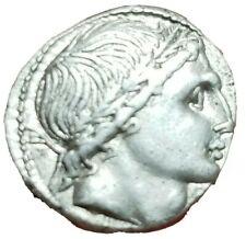 L. Memmius AR Denarius. Rome, 109-108 BC. Roman Republic