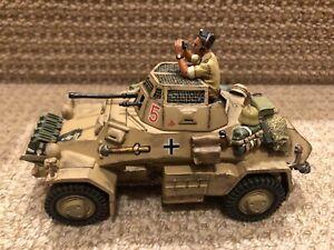 KING & COUNTRY 1:32 Sd. Kfz. 222 Armored Car Set, Afrika Korp, No. AK024