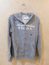 Abercrombie & Fitch Women's Hoodie Size XL NWT Grey ________________ Hang