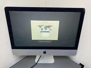 "Apple iMac 21.5"" A1418 Intel QUAD Core i5 2.7GHz 8GB 1TB HD 2012 GRADE C USED"