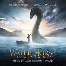 JAMES NEWTON HOWARD - The Water Horse: Legend Of Deep [CD, 2007] Soundtrack NEW