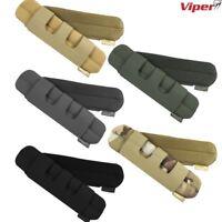 VIPER SHOULDER COMFORT PADS VENTEX PADDING PROTECTION AIRSOFT TACTICAL SPORTS
