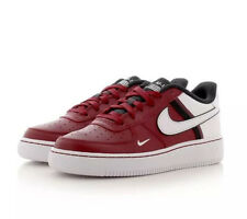 MENS NIKE AIR FORCE 1 '07 LV8 GYM RED TRAINERS 718152603
