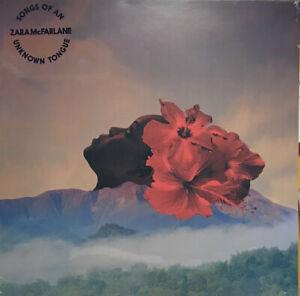 ZARA MCFARLANE - SONGS OF AN UNKNOWN TONGUE SEALED VINYL LP JAZZ BROWNSWOOD