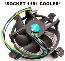 CPU Cooler Heatsink+Fan Socket LGA 1151 PC/MB 4th Gen Intel I3/i5/i7 Cooling*NEW