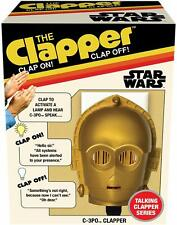 The Star Wars C-3PO Clapper (Retro Box)