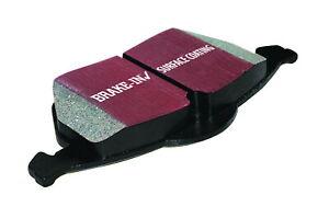 Disc Brake Pad Set-2.5i Front EBC Brake UD929