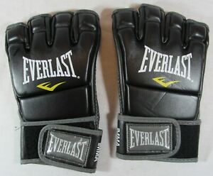 Everlast MMA Kickboxing Gloves; Size S/M; kickboxing