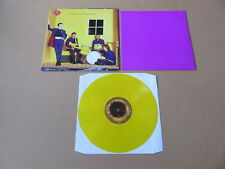 The Cranberries To the faithful departed yellow vinyl uk 1996 1ST PRESSING LP