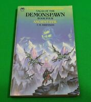 Ancient Evil - Demonspawn ***Nr MINT!!*** J H Brennan Fighting Fantasy Gamebook