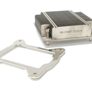 Supermicro 1U Passive CPU Heat Sink Socket LGA1150/1155 SNK-P0046P