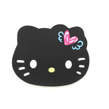 Fashion Hello Kitty Optical Computer Decoration Mouse pad Non-toxic New-Black