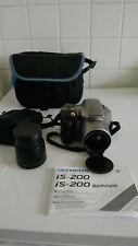 CANON IS 200- appareil photo argentique +doubleur+ housse