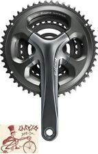 SHIMANO TIAGRA 4703 172.5MM--30/39/50T 10-SPEED GRAY ROAD BICYCLE CRANK