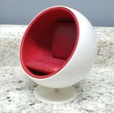 Authentic Vitra Miniature Ball Chair by Eero Aarnio