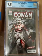 Conan The Barbarian #8 Carnage-Ized Variant CGC 9.8