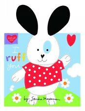 Huggable and Loveable Dog Soft Book Panel - Make your own - Freepost