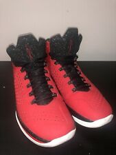 jordan melo m11- Red- Size 11.5 US