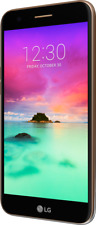 LG K10 - 16GB - Terra Gold (Ohne Simlock)