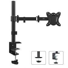 """Monitor Halterung Monitorarm Tischhalterung 360° schwenkbar neigbar 13-27"""" Zoll"""