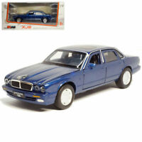 1/32 Jaguar XJ6 Model Car Alloy Diecast Toy Vehicle Collection Kids Gift Blue