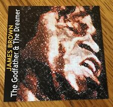 "JAMES BROWN ""THE GODFATHER & THE DREAMER"" 2CD RARE JAPAN BIG FRO IMPORT"