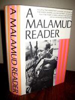 1st Edition A Malamud Reader Bernard Malamud Magic Barrel Natural Stories Fixer
