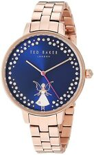 Ted Baker Womens Kate Rose Gold Fairy Watch TE50005002 RRP £155