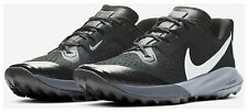 WOMENS NIKE AIR ZOOM TERRA KIGER - UK 6.5/US 9/EUR 40.5 - BLACK/WHITE/GREY
