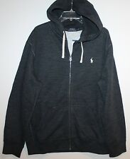 Polo Ralph Lauren Big and Tall Mens Blue Full-Zip Hoodie Sweat Jacket NWT 3XB
