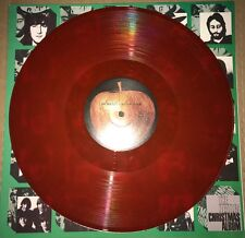THE BEATLES CHRISTMAS ALBUM XMAS LP, 180 GRAM RED COLORED VINYL, EU IMPORT NEW
