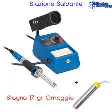 STAZIONE SALDANTE SALDATURA A STAGNO ANALOGICA SALDATORE 48W ZD9
