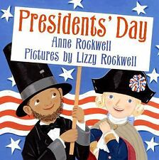 Presidents' Day-ExLibrary