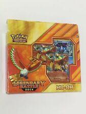 Pokémon Trading Cards Legendary Battle Deck HO-OH 60-Card Deck TCG Ready to Play