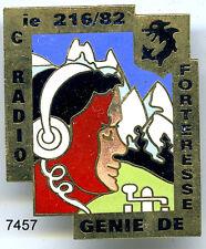 7457 -GENIE -GENIE DE FORTERESSE