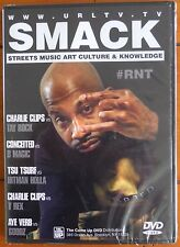 SMACK Streets Music Art Culture & Knowledge The Come Up DVD >NEW< Battle League