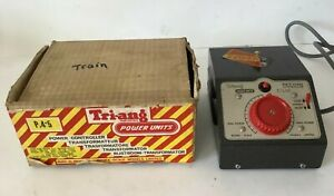Hornby tri-ang Railway Power Control until P.4.5 boxed untested for OO / HO.
