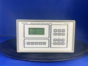 Voltech PM100 Power Analyzer