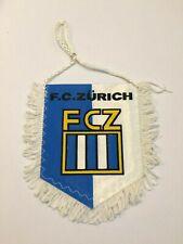 FC Zurich fanion vintage football banderin pennant wimpel