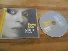 CD POP Diana Ross-I Love You (15) canzone Capitol Rec/Angel