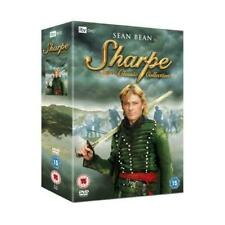 Sharpe Classic Collection Season 1 2 3 4 Region 2 New Complete Series Box Set