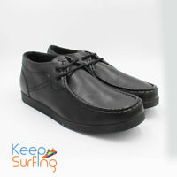 🔥Sonneti Higgs Men's Leather Shoe Black UK 12🔥