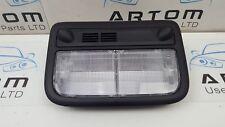 15-17 HONDA CIVIC MK9 BLACK FRONT INTERIOR ROOF LIGHT PANEL
