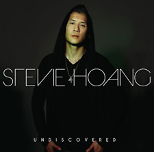 STEVIE HOANG-UNDISCOVERED-JAPAN CD F30