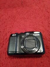 Canon PowerShot G11 10.0 MP Digital Camera - Black