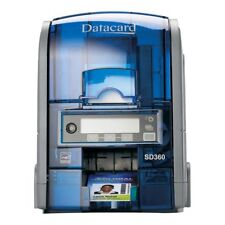 Datacard SD360 ID Card Printer Double-Sided Printer, Plastic Card Printing